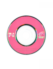 Digital Image Digital Data Mini CD-R 24min/210MB/24X Pink