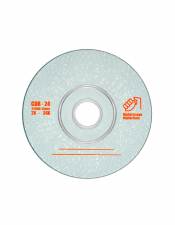 Digital Image Digital Data Mini CD-R 24min/210MB/24X White P10
