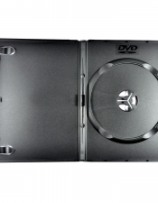 DVD Case Black