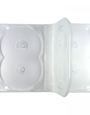 DVD 6-Disc Case White (Import)