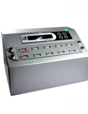 U-Reach Intelligent 9 Silver Professional Flash Duplicator